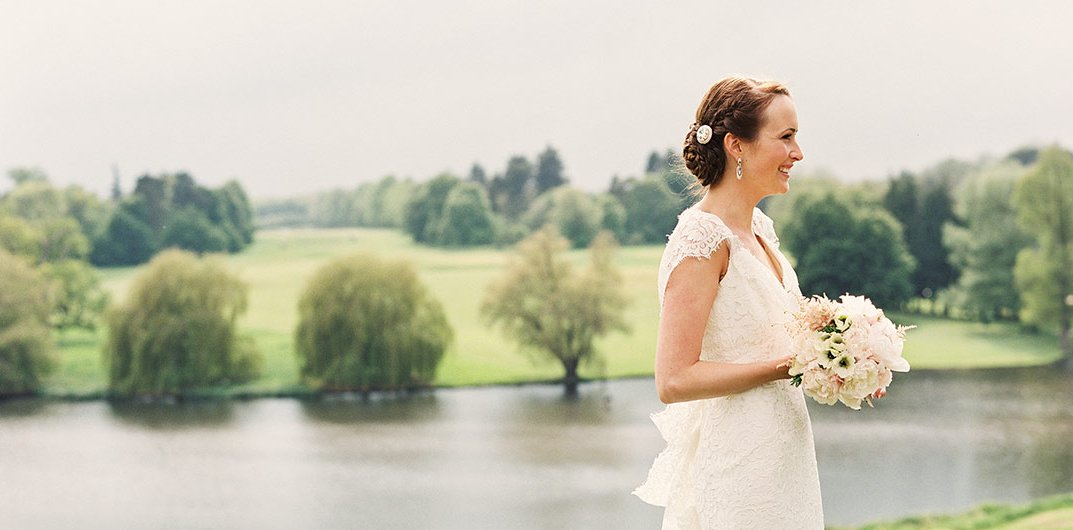 Hannah - Brocket Hall Wedding